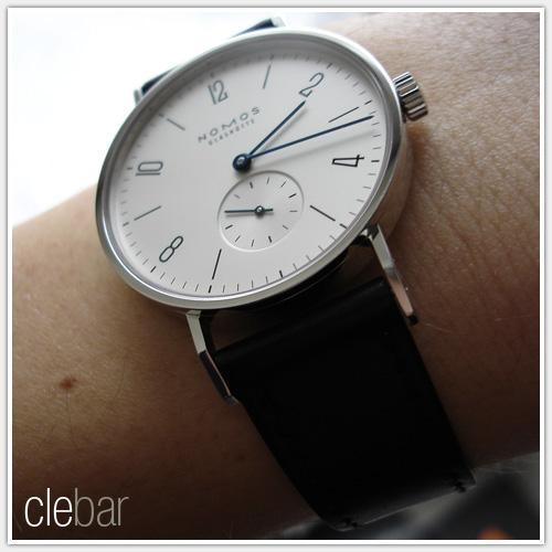 La montre du vendredi 21 Novembre 2008 Clebar-tangente